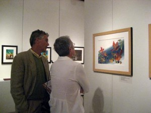 """Leonard Weisgard and Others: An Illustrator's Journey,"" The Thorne Gallery June 2008"