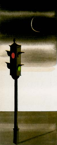 Red Light Green Light By Golden MacDonald Pictures by Leonard Weisgard