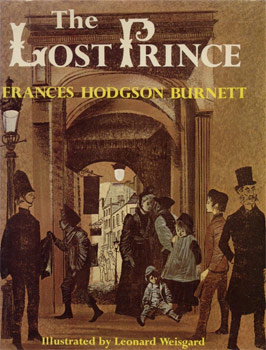 Iwanami Shotun Publishers Tokyo Frances Hodgson Burret Illustrations by Leonard Weisgard The Lost Prince 2010