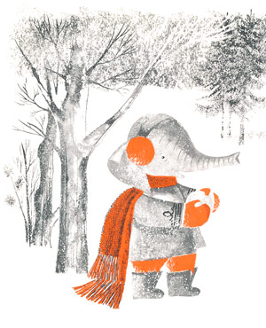 Baby Elephant and the Secret Wishes (Japanese) Sesyle Joslin, illustrations by Leonard Weisgard Tuttle Mori Agency Ltd. Japan